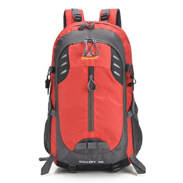 Outdoor Travel backpack fashion trend outdoor sports Backpack Red