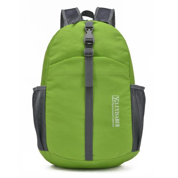 Foldable Waterproof Lightweight Climbing Outdoor Sports Backpack Backpack Green