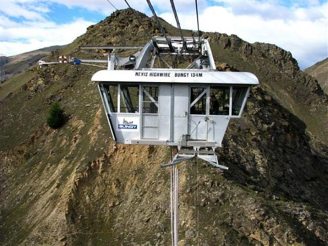 Nevis Bungy Queenstown New Zealand