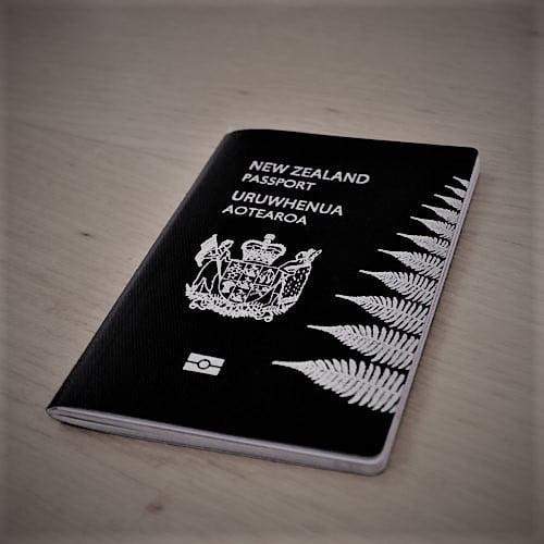 new zealand immigration - passport