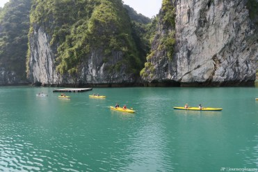 Cat Ba / Halong Bay – Kayak-Tour