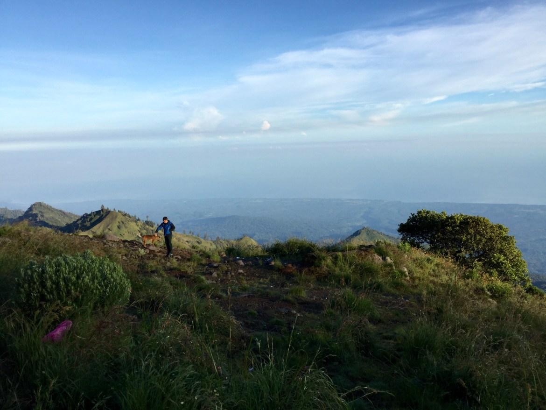 Mount Rinjani Trek