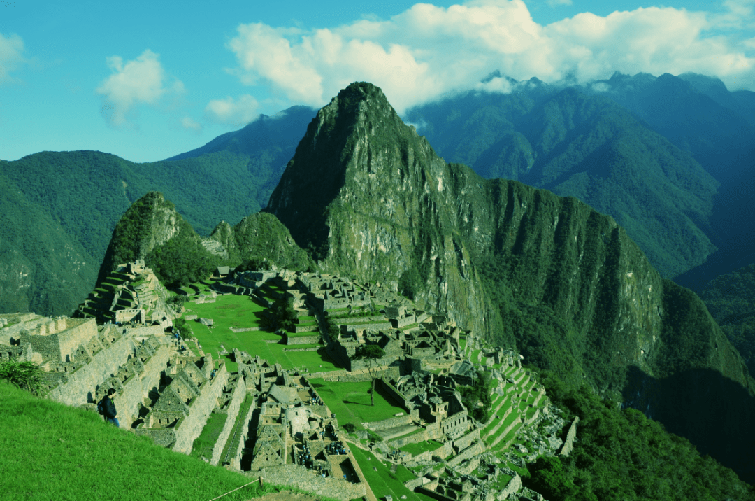 Inca Trail to the Machu Picchu (Peru)