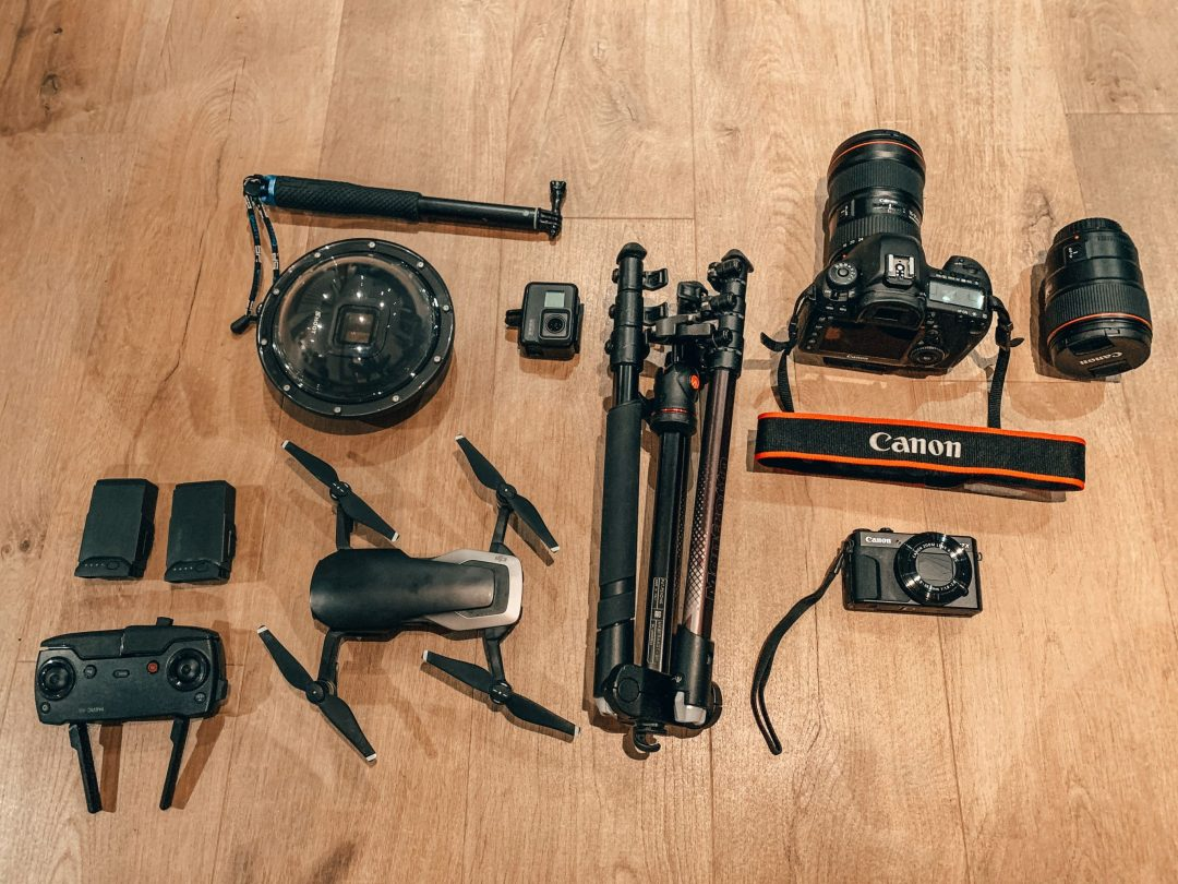 What equipment do we use?
