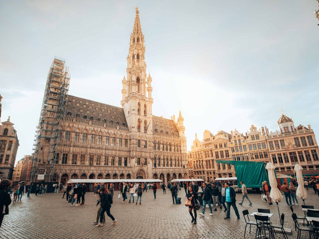 Top 7 things to do in Brussels