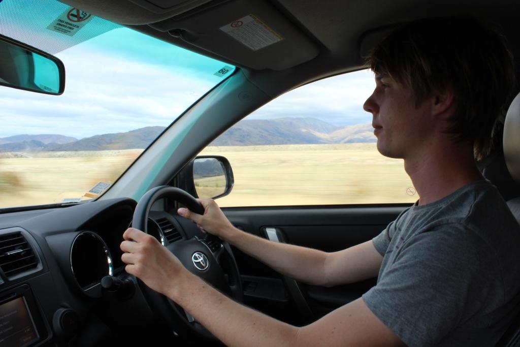 Autofahrt, 4WD, Mietwagen, Roadtrip