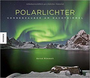 Buch Polarlichter Skandinavien
