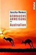 Buch Gebrauchsanweisung Australien