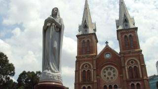 サイゴン大教会(正式には聖母マリア大教会)