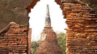 世界文化遺産に登録された古都タイ・アユタヤ