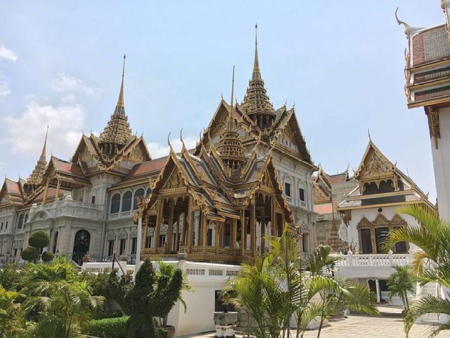 タイ・バンコクの王宮