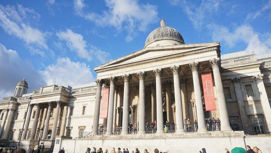 ロンドンにある大英博物館