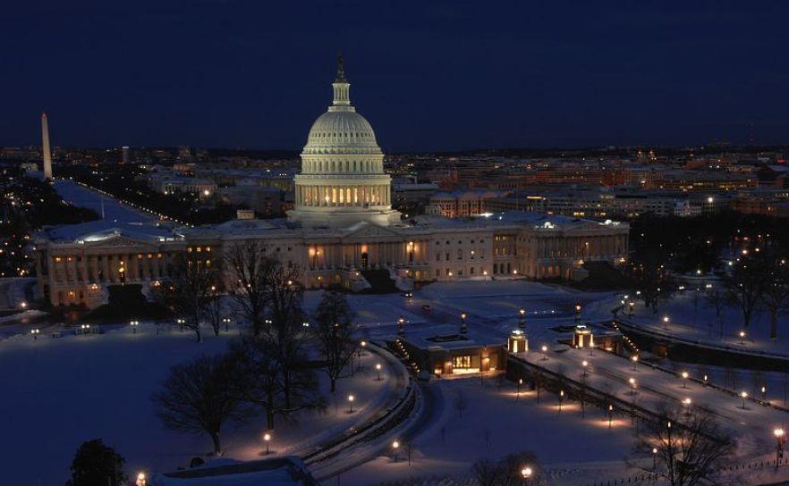 ワシントンDCの住民の多くは公務員と弁護士