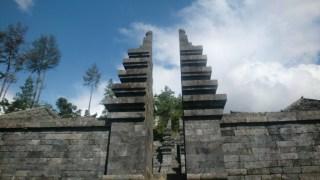 自然信仰の雰囲気漂う『チュト寺院』