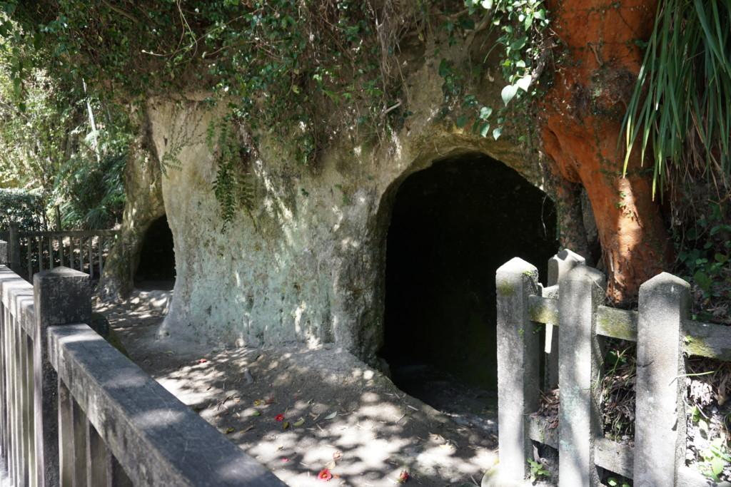 西郷隆盛が最後の夜を過ごした『西郷洞窟』