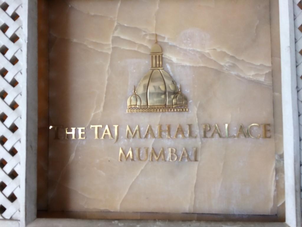 世界有数の超高級ホテル『タージ・マハル・ホテル』