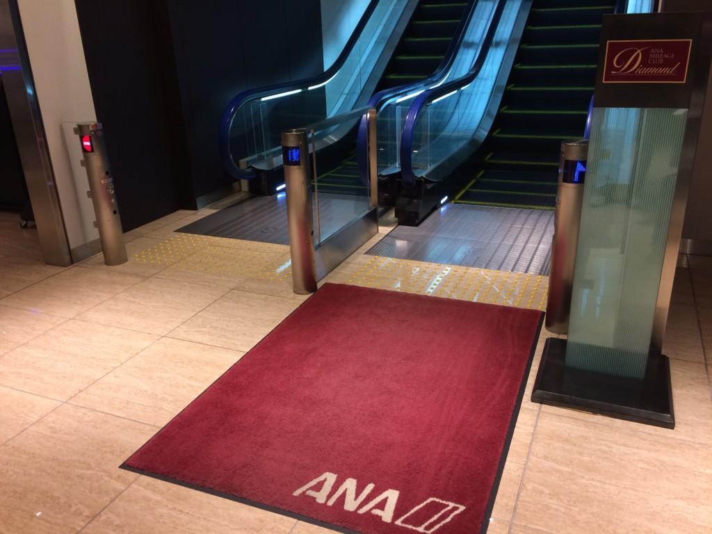 羽田空港(国内線)のANAスイートラウンジ