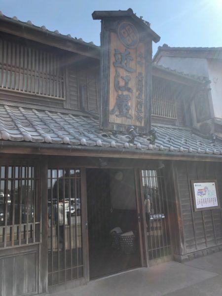 【一般道&高速】羽生PA(鬼平江戸処)が江戸情緒満載で面白い!