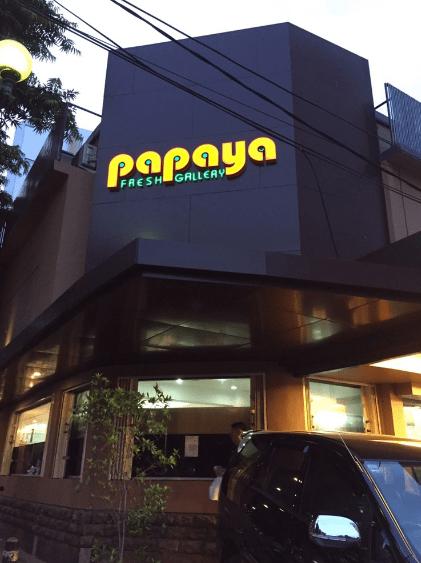 ジャカルタで日本食が買えるスーパー、papaya(パパイヤ)に潜入してみた