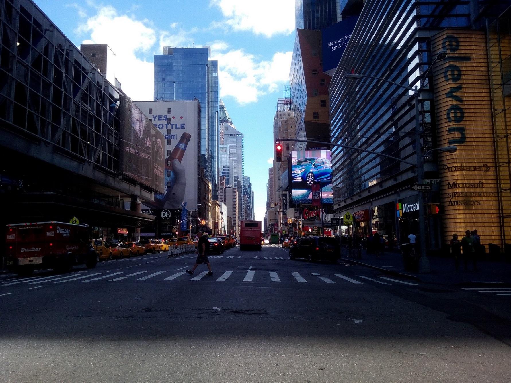 モントリオールからニューヨーク~お得なバス旅!