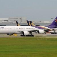Garuda vs Thai vs Singapore Airlines vs Malaysia Airlines