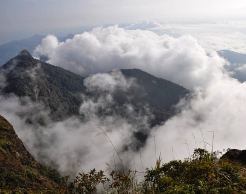 The Meratus Mountains