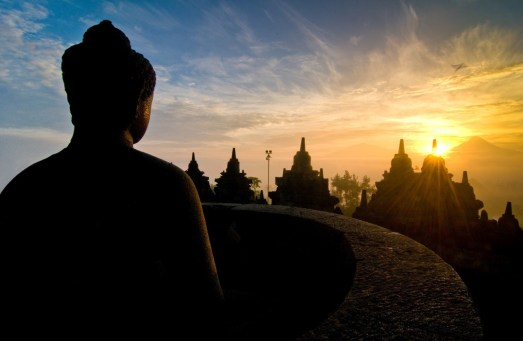 Candi Borobudur is perhaps the BEST place I have visited anywhere in the world