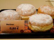 Berliner is a holeless doughnut!