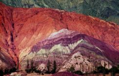 Argentina's Mountain of 7 Colours