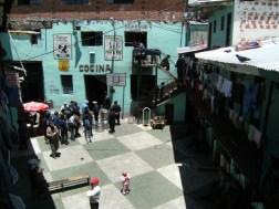 In San Pedro Prison, La Paz