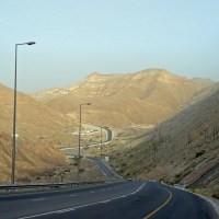 How to drive from Dubai to Oman