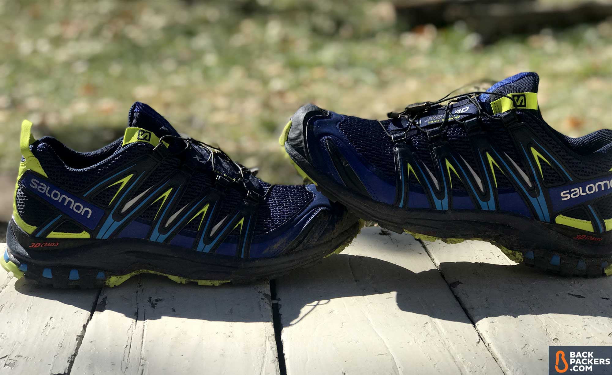 Salomon Xa Pro 3d Review Trail Running Shoes Backpackers Com
