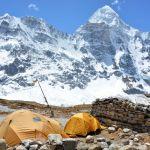 Chang Himal z Pangpema