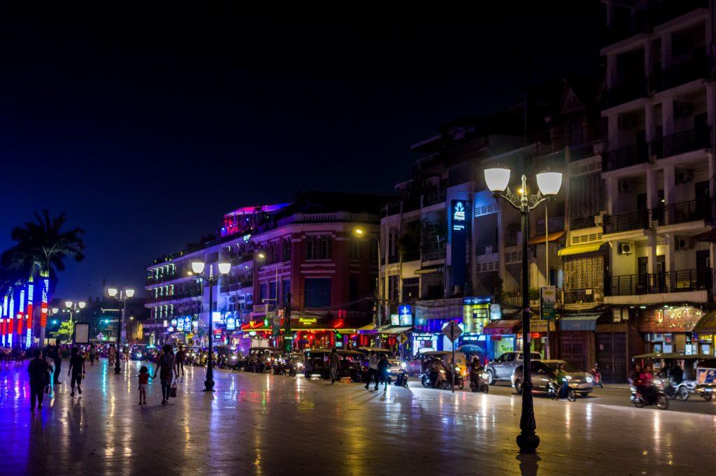 Phnom Penh Titelbild