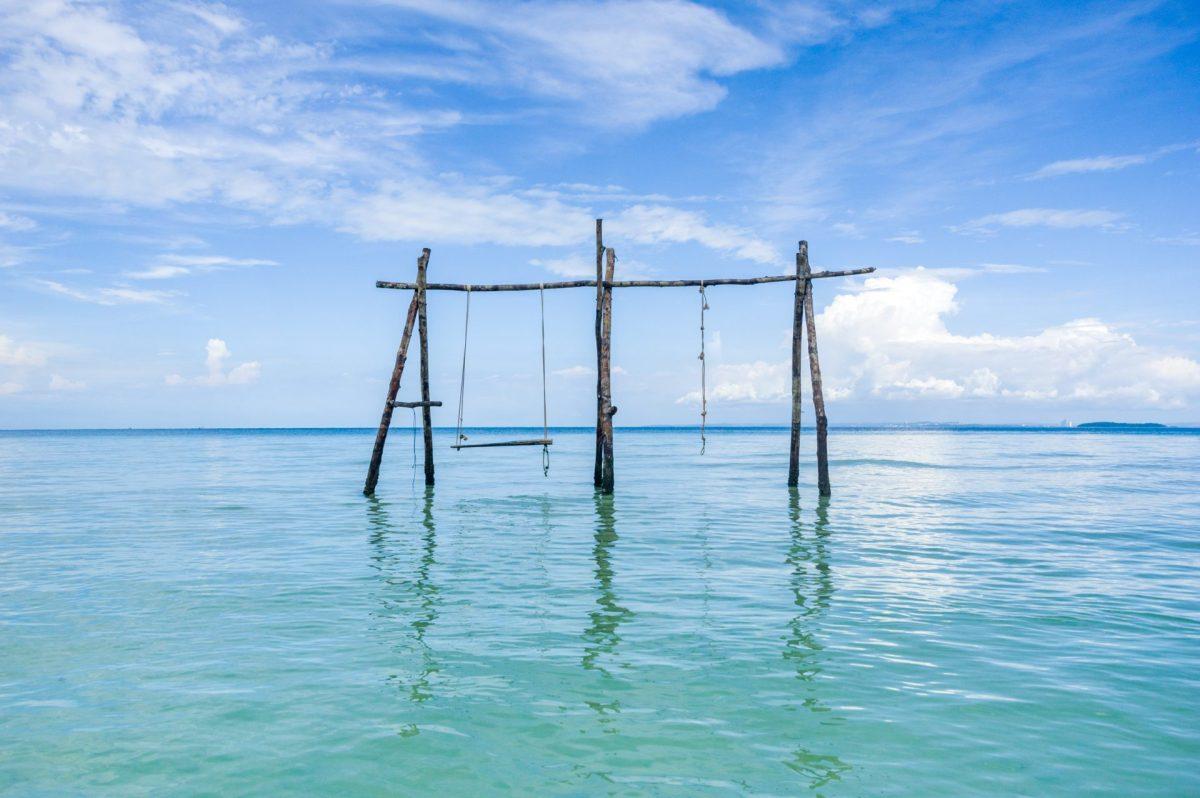 Koh Rong Samloem - Die entspannte Backpackerinsel