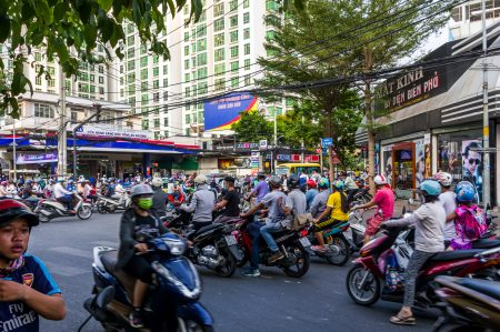 Nachtbus von Sihanoukville nach Ho-Chi-Minh-Stadt