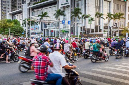 Ho-Chi-Minh-Stadt - Titelbild