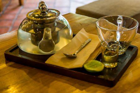 Luang Prabang - Saffron Coffee