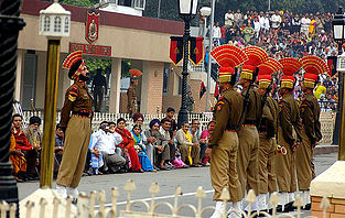 Wagah Border Ceremony (with Travel hacks) – Places to visit in Amritsar