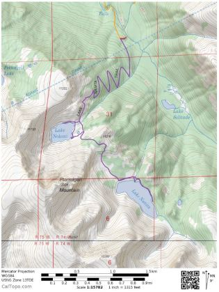 rocky mountain national park trail map » Full HD MAPS Locations ...