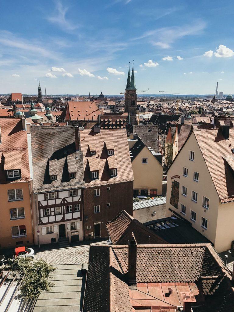 city view nuremberg