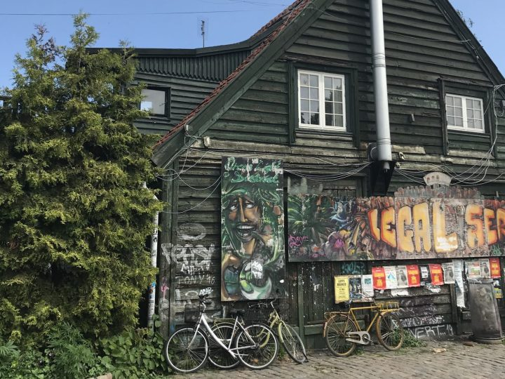 Christiania best places to visit in copenhagen in two days