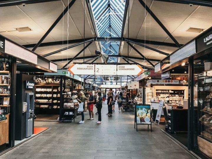 2 days in Copenhagen visit Torvehallerne