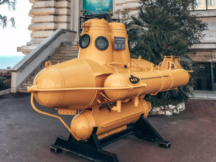 yellow submarine monaco