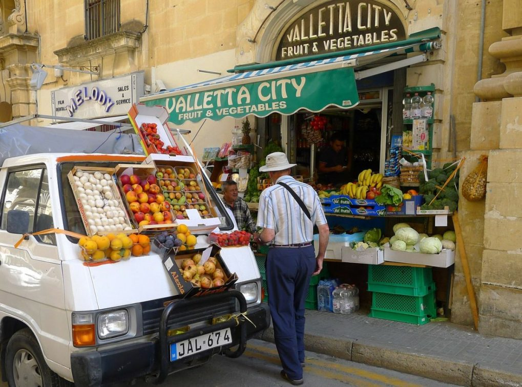 malta what to eat