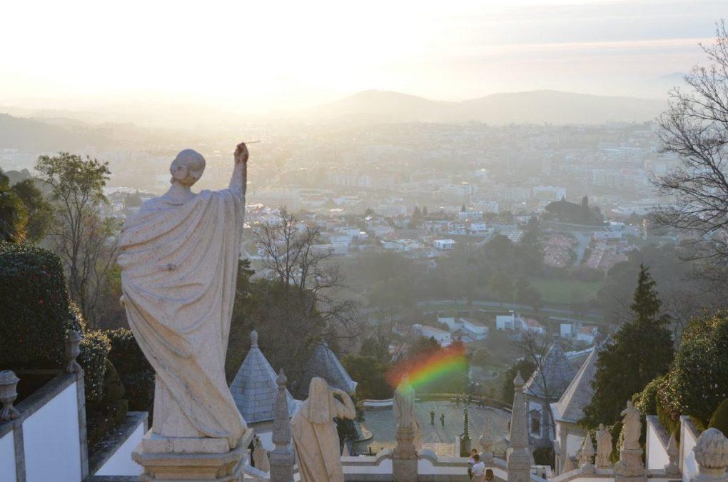 braga in portugal bom jesus