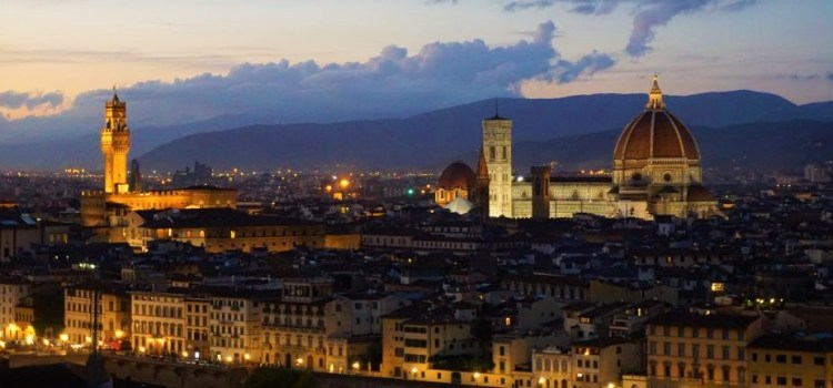 The heart of Northern Italy: Florence and Bologna