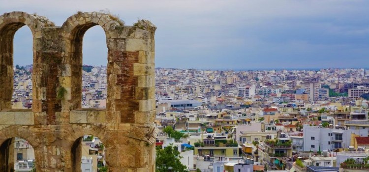 One week in the land of Gods: Athens and Mykonos