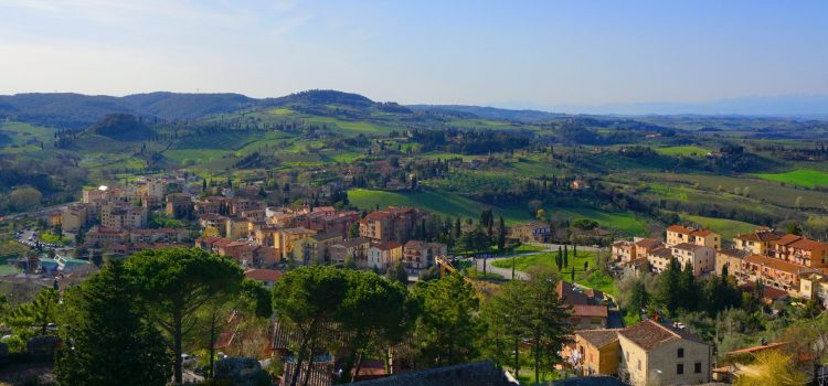 An escape to Tuscany