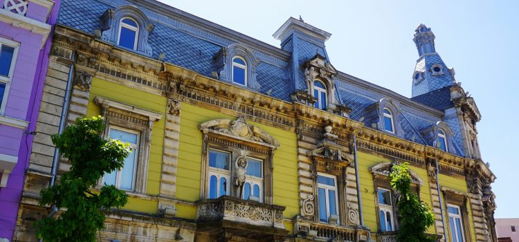 """A day in Ruse, Bulgaria's """"Little Vienna"""""""